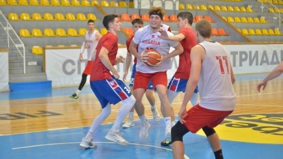 Националният отбор на България за юноши до 18-годишна възраст (родени