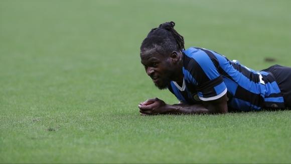 От Интер обявиха, че Виктор Моузес е с мускулна травма