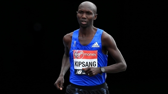 Бившият световен рекордьор в маратона Уилсън Кипсанг от Кения е