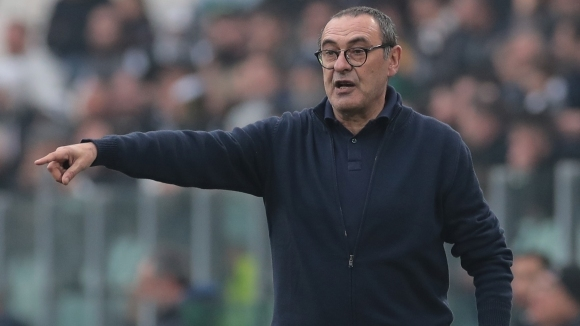 Наставникът на Ювентус Маурицио Сари е убеден, че Торино ще