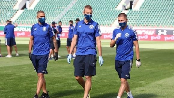 Руският футболен съюз съобщи, че на Оренбург е присъдена служебна