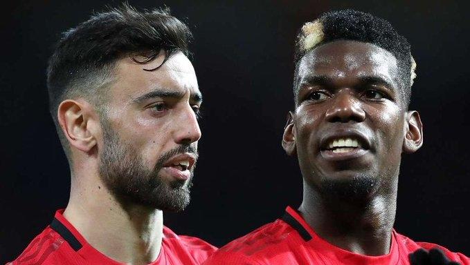Звездите в халфовата линия на Манчестър Юнайтед - Пол Погба