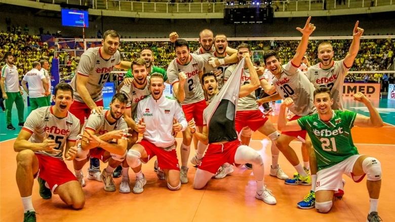 Международната федерация по волейбол (FIVB) публикува новата световна ранглиста за