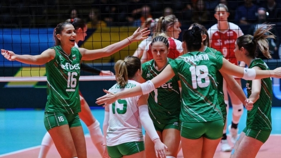 Националният отбор по волейбол за жени наБългариязаема 20-ото място в