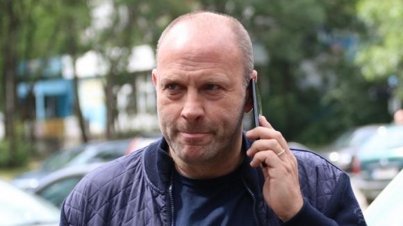 Акционер №2 в Левски - Константин Папазов също обяви, че