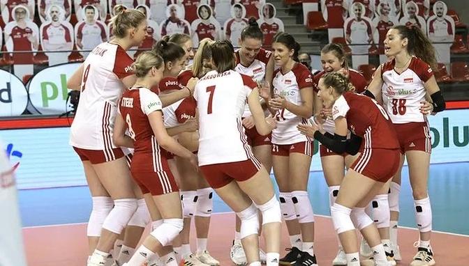 Женският национален отбор на Полша записа победа и във втората