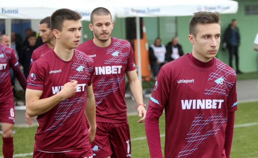Отборът на Септември (София) завърши 1:1 срещу тима на Септември