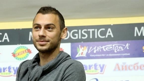 Капитанът на Ботев (Пловдив) Лъчезар Балтанов, използва своя Facebook профил,