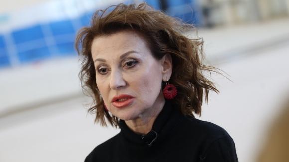 Президентът на българската федерация по художествена гимнастика Илиана Раева реагира