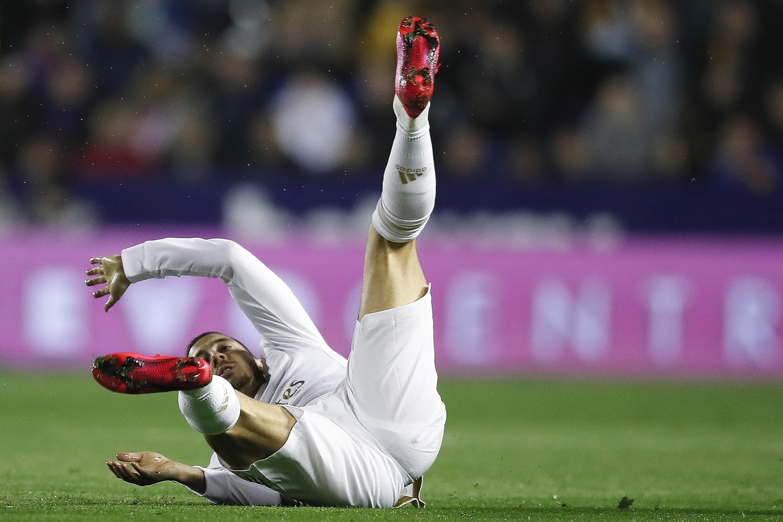Във втори пореден мач на Реал Мадрид Еден Азар ще
