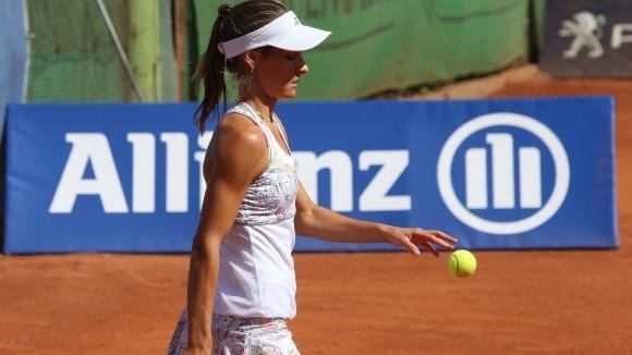 Българката Диа Евтимова допусна трета поредна загуба на демонстративния турнир