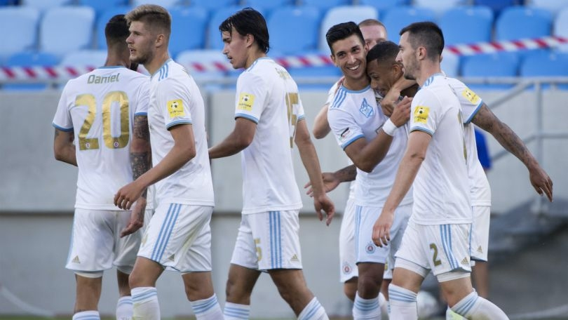 Отборът на Слован (Братислава) записа разгромен успех с 4:0 над