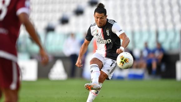 Звездата на Ювентус Кристиано Роналдо изрази облекчение от факта, че
