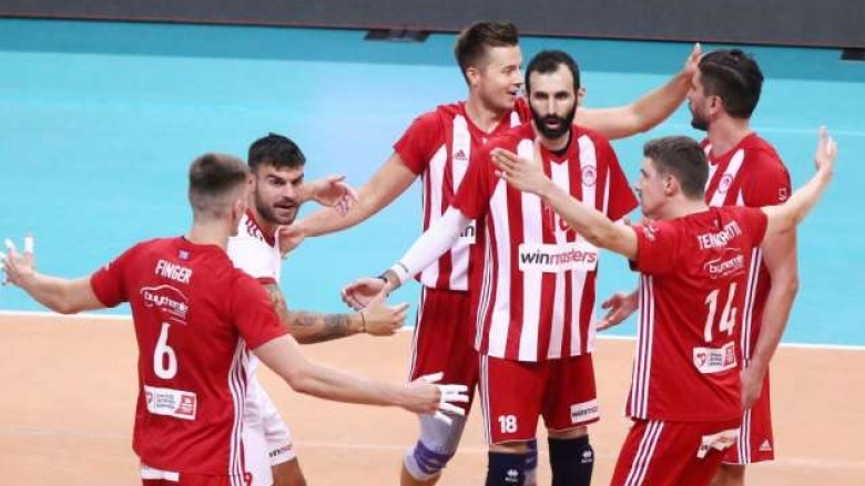 Най-титулуваният гръцки тим - Олимпиакос (Пирея) се цели в 30-а