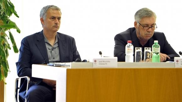 Мениджърът на Тотнъм Жозе Моуриньо засипа с похвали колегата си