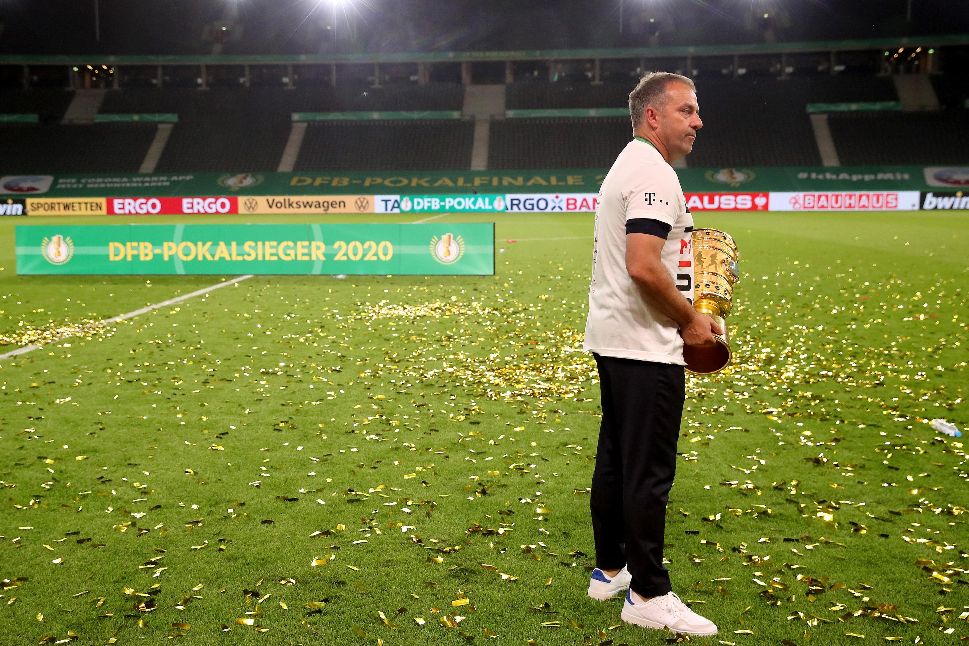 Германската футболна лига работи съвместно със здравното министерство, за да