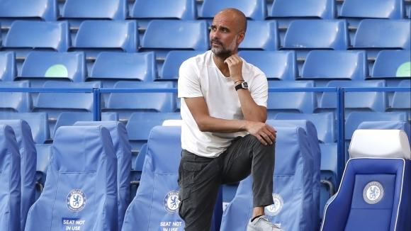 """Мениджърът на Манчестър Сити Хосеп Гуардиола изрази увереност, че """"небесносините"""""""