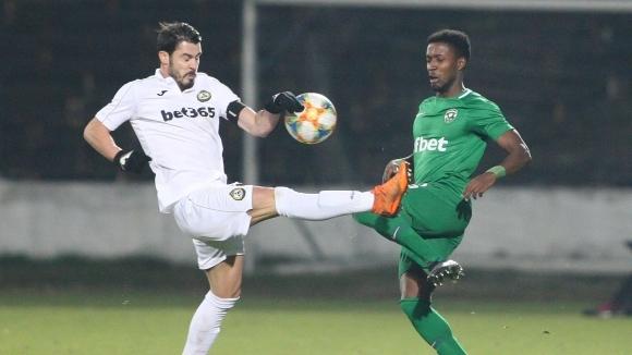 Защитникът на Лудогорец Талеб Тауата заяви, че отборът може да