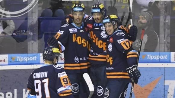 Хокейният отбор на Кошице се обърна с молба към феновете