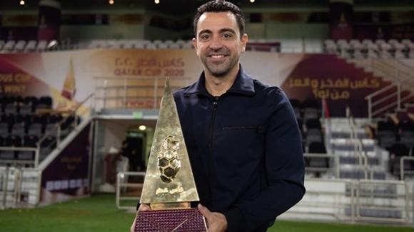 Легендата на Барселона Шави Ернандес официално отхвърли възможността да поеме