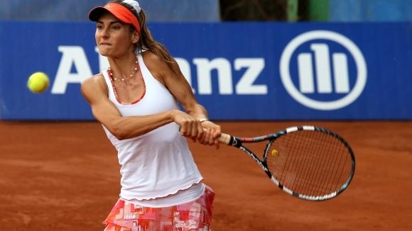 Българката Диа Евтимова записа победа и загуба на демонстративния турнир