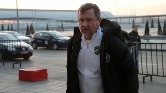 Треньорът на Лудогорец Павел Върба обяви, че тимът е близо