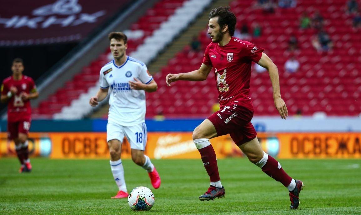 Рубин победи Оренбург с 1:0 в домакинството си от 26-ия