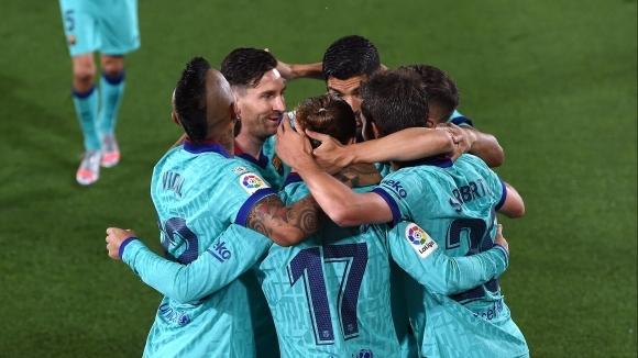 Отборите на Виляреал и Барселона излизат в битка от 34-ия