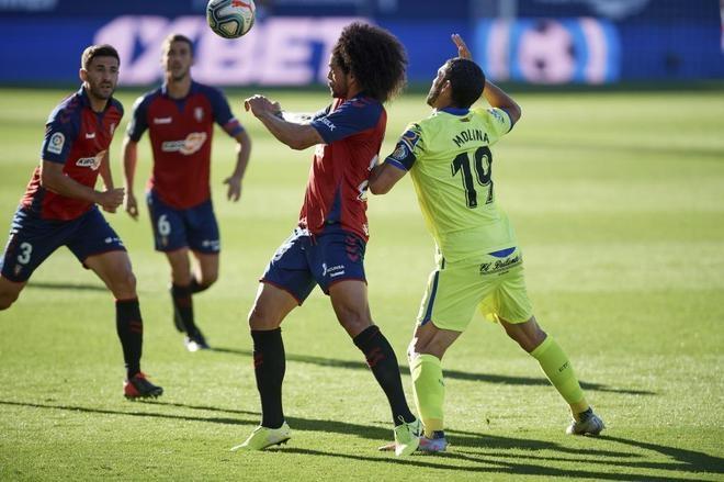 Отборите на Осасуна и Хетафе завъртяха 0:0 в мач от