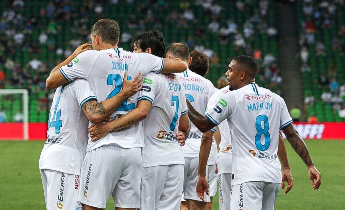 Отборът на Зенит (Санкт Петербург) защити шампионската си титла от