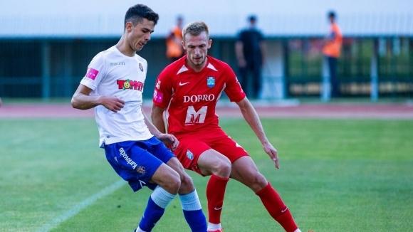 Отборът на Хайдук (Сплит) допусна домакинска загуба с 0:1 в