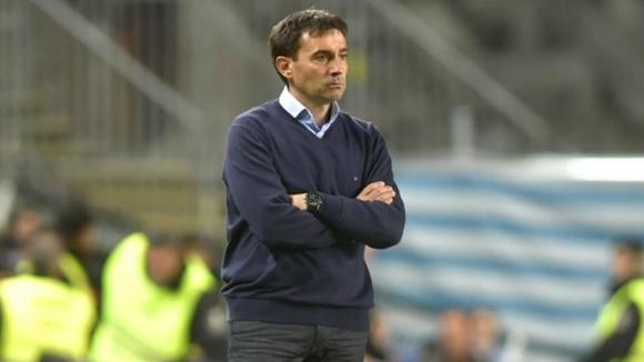 Испанският елитен клуб Алавес освободи треньора Асиер Гаритано след пет