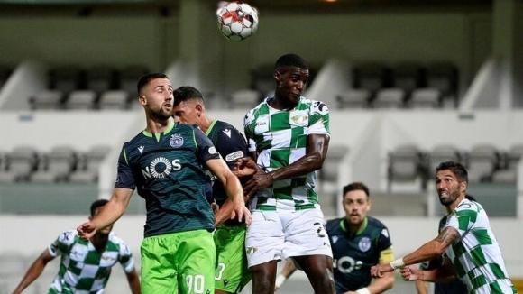 Спортинг (Лисабон) записа 4 поредни победи в Примейра лига, преди