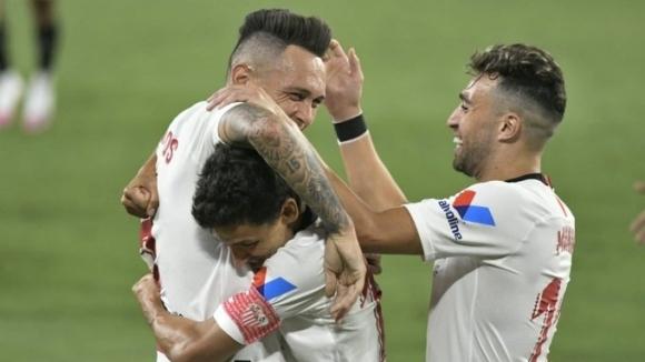 Севиля постигна измъчена и много драматична победа с 1:0 над