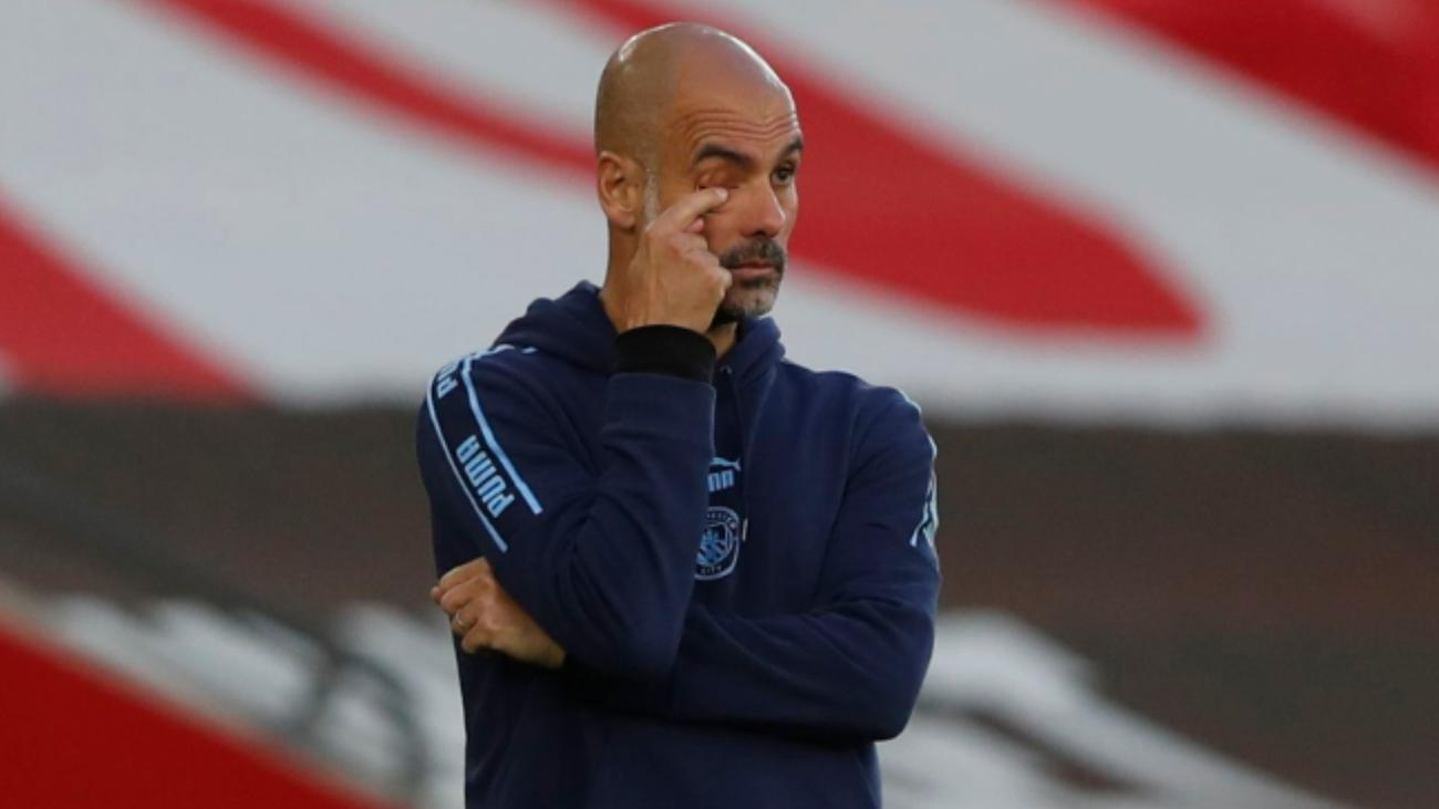 Мениджърът на Манчестър Сити Хосеп Гуардиола заяви, че му е