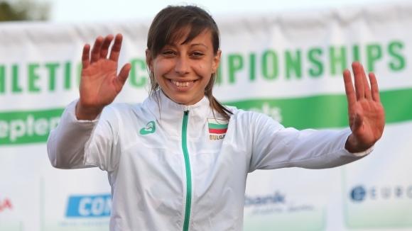 Олимпийската сребърна медалистка в скока на височина от Рио 2016