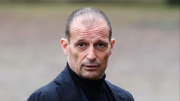Италианският треньор Масимилиано Алегри, който в момента е без отбор,