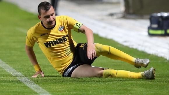 Ботев (Пловдив) се изправя срещу Етър (Велико Търново) в мач