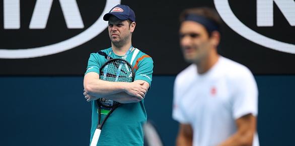 Един от треньорите на Роджър Федерер - Северин Люти, разказа
