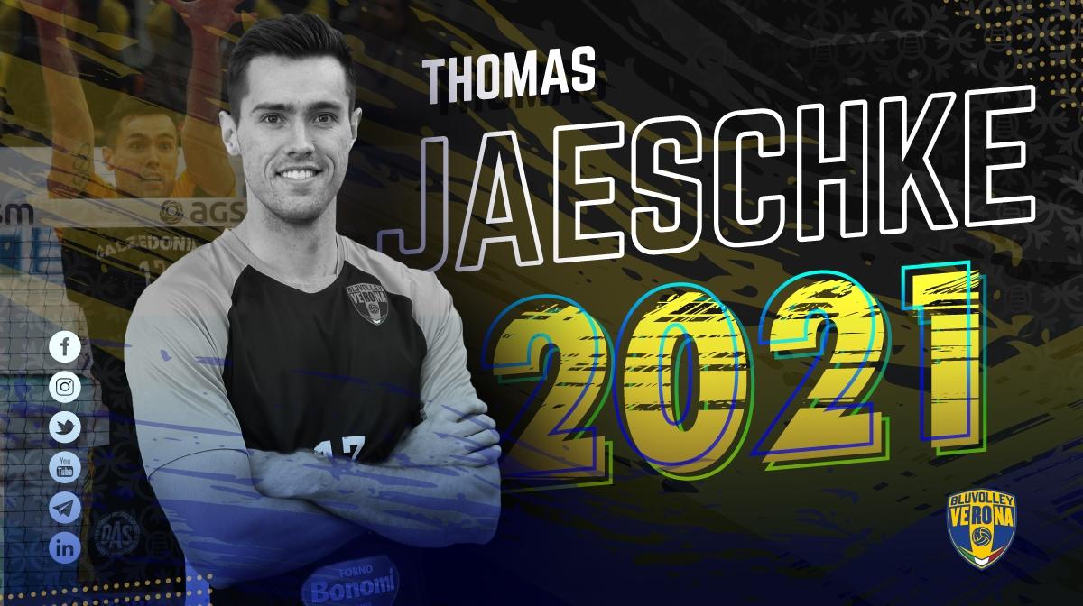 Американският национал Томас Джаешке се завърна в тима на Блу