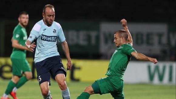 Пламен Донев, който изведе отбора на Дунав (Русе), изказа мнението