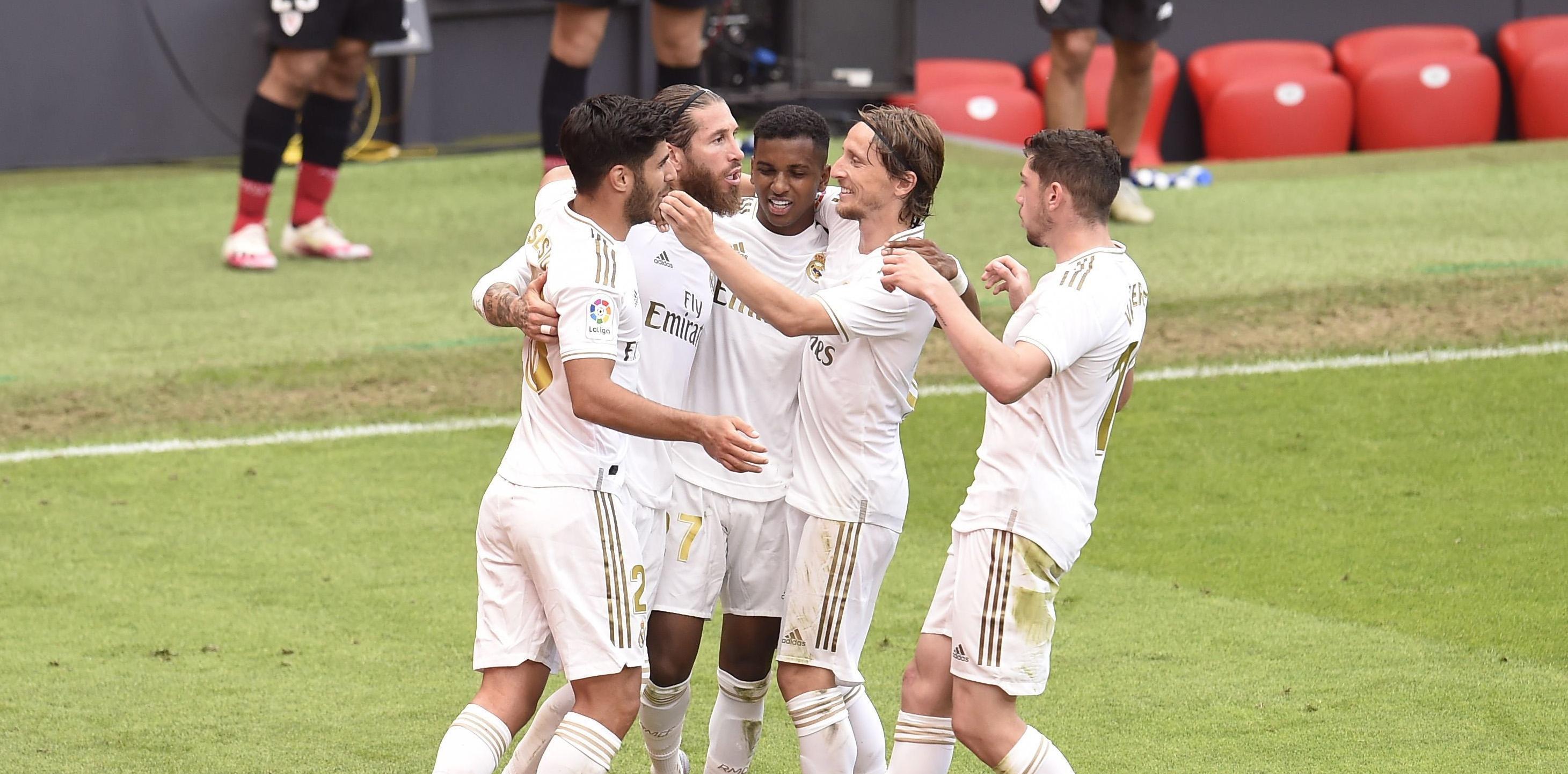 Футболистите на Реал Мадрид ще се откажат от премиите си