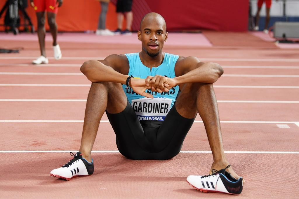 Стивън Гардинър постави нов национален рекорд на Бахама по време