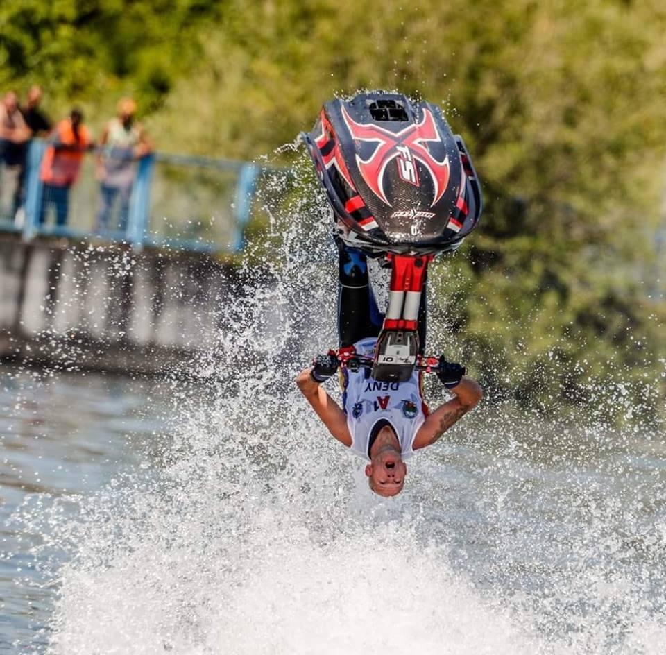 Първото състезание за годината във водомоторната федерация е Балканската Джет