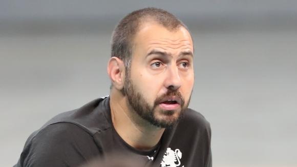 32-годишният разпределител Георги Братоев се оказа най-опитният в националния отбор
