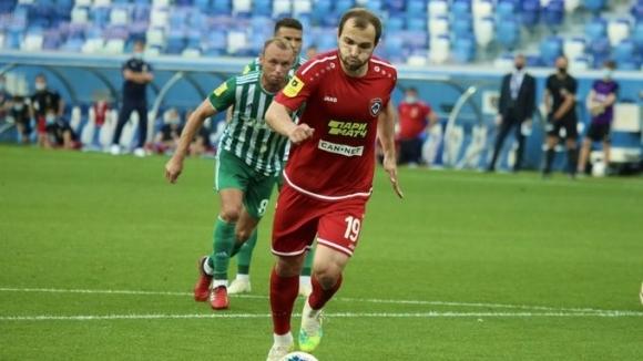 Ахмат победи с 2:1 като гост Тамбов и изпревари съперника