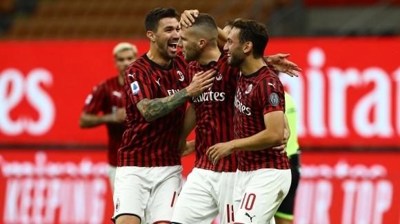 Тази вечер е дербито между Милан и Ювентус от 31-ия