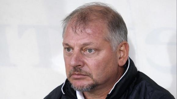 Наставникът на Етър Петко Петков обяви, след поражението с 0:1