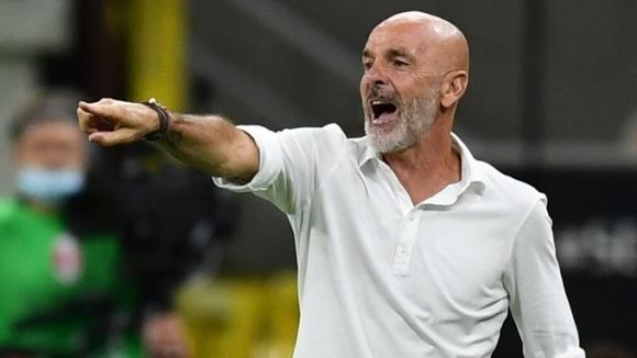 Старши треньорът на Милан Стефано Пиоли беше повече от щастлив