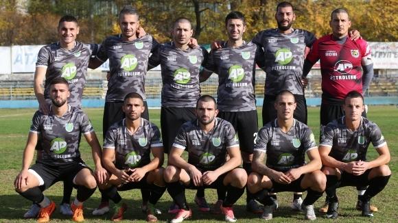 Завършилият на 2-о място в Югоизточната Трета лига отбор на